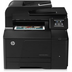 HP used Εκτυπωτής LaserJet M276n, Color, MFP, με toner