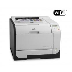 HP used Printer LaserJet M451nw, WiFi, Laser, Color, με toner