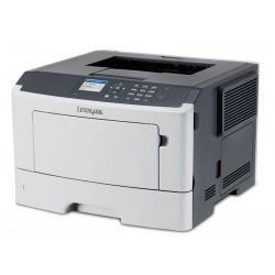 LEXMARK used Printer MS510DN, Laser, monochrome, με toner & drum