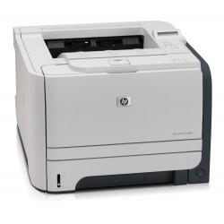 HP used Εκτυπωτής LaserJet P2055dn, Monochrome, με toner