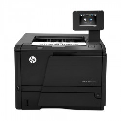 HP used Printer LaserJet Pro 400 M401dn, Mono, no toner