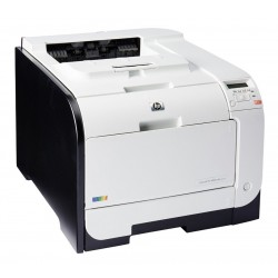 HP used Printer M451dn, Laser, Color, no toner