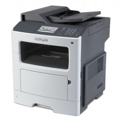LEXMARK used MFP Printer MX410DE, Laser, Mono, low toner