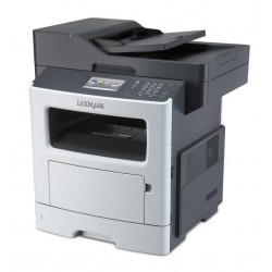 LEXMARK used MFP Printer MX511DE, Laser, Mono, low toner & drum