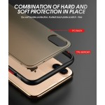 VENNUS Θήκη Color Button VNS-0025 για Samsung A71, μαύρη
