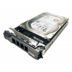 "DELL used SAS HDD W348KB, 600GB, 15K PRM, 6Gb/s, 3.5"", με tray"