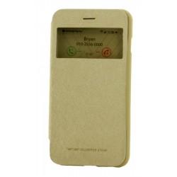 MERCURY Θήκη WOW Bumper για iPhone 7 Plus, Gold