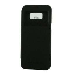 MERCURY Θήκη WOW Bumper για Galaxy S8 Plus, Black