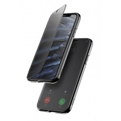BASEUS θήκη Touchable για iPhone XS Max WIAPIPH65-TS01, διάφανη