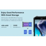 "OUKITEL smartphone WP12 Pro, IP68/IP69K, 5.5"", 4/64GB, Octa-core, μαύρο"
