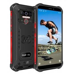 "OUKITEL Smartphone WP5, 5.5"", 4/32GB, Quad-core, IP68, 8000mAh, μαύρο"