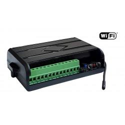 Ασύρματος δέκτης τηλεχειρισμού 4 καναλιών YET404PC, 433MHz