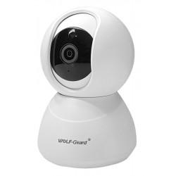 Ασύρματη smart κάμερα YL-007WY02, 2MP, WiFi, cloud, λευκή