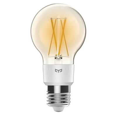 YEELIGHT Smart λάμπα LED Filamemt YLDP12YL, 6W, E27, 700lm, 2700K