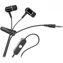 42283 HEADSET FOR IPHONE BLACK
