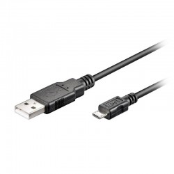 93181 USB 2.0 Hi-Speed cable 1,8 m USB 2.0 male (type A) /USB 2.0 micro male (ty