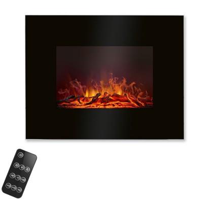 EK 6023 CB Electric fireplace black