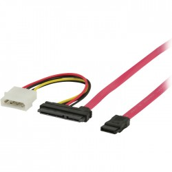VLCP 73120R 1.00 data cable with power connection