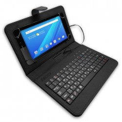 NOD TCK-07 Tablet case with keyboard for 7'' tablet