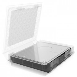 """ICY BOX IB-AC6251 2,5"""" HDD PROTECTION BOX STACKABLE  /70206"""