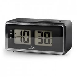 LIFE ACL-100 Alarm Clock Flip digits black