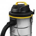 LIFE CleanMaster Wet/ Dry Vacuum Cleaner,25L 1400W