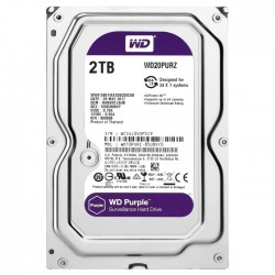"WD PURPLE 2TB 3.5"" - WD20PURZ INTERNAL HDD"