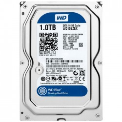 """WD BLUE 1TB 3.5"""" - WD10EZEX INTERNAL HDD"""