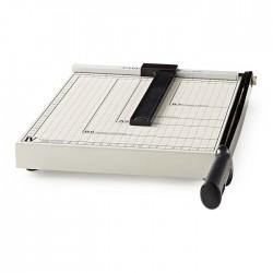NEDIS PACU110A4 Paper Cutting Machine, A4 Size, Metal Blade