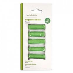 NEDIS VCFS110FLO Vacuum Cleaner Fragrance Sticks, Flower, 5 pieces