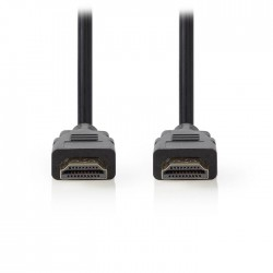 NEDIS CVGT34001BK15 High Speed HDMI Cable with Ethernet HDMI Connector-HDMI Conn
