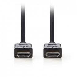 NEDIS CVGP34000BK150 High Speed HDMI Cable with Ethernet HDMI Connector-HDMI Con