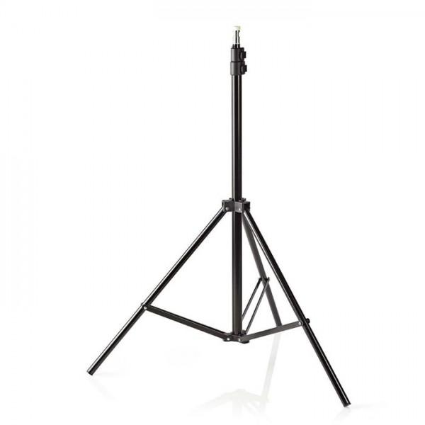 Light Stand Spigot Sizes: NEDIS SLST10BK Photo Studio Light Stand 200 Cm Spigot
