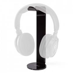 NEDIS HPST100BK Headphones Stand ABS 87 x 244mm Black