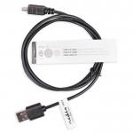 NEDIS CCGT60300BK10 USB 2.0 Cable A Male - Mini 5-Pin Male 1.0 m Black