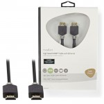 NEDIS CVBW34000AT50 High Speed HDMI Cable with Ethernet HDMI Connector-HDMI Conn