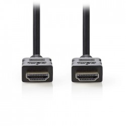 NEDIS CVGT34000BK250 High Speed HDMI Cable with Ethernet HDMI Connector-HDMI Con