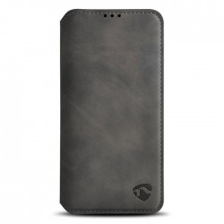 NEDIS SSW20009BK Soft Wallet Book for Apple iPhone 11 Pro Max Black
